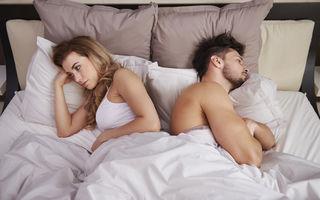 8 obiceiuri care pot provoca impotenţă. Nu-l lăsa să facă asta!