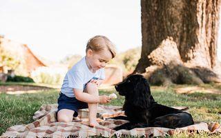 Prinţul George a împlinit 3 ani. Cele mai frumoase poze cu fiul lui Kate Middleton