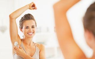 Cum să foloseşti corect deodorantul ca să miroşi bine toată ziua