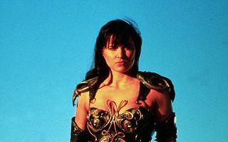 """Xena, """"prinţesa războinică"""", la 48 de ani. Vezi cât e de schimbată!"""