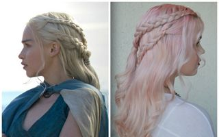 7 coafuri inspirate de personajele din Game of Thrones