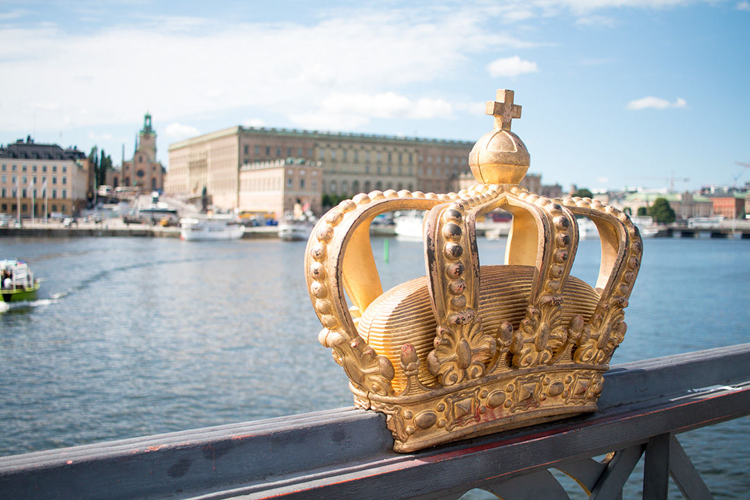 Vacanta la Stockholm