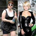 7 vedete supraponderale care au slăbit foarte mult. Transformări spectaculoase!
