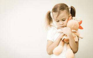 Principalele probleme pentru care copiii români ajung la psiholog