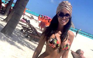 Ce a facut Adelina Pestritu ca sa arate perfect in Maldive! Asa va slabi si iubitul ei, Speak!