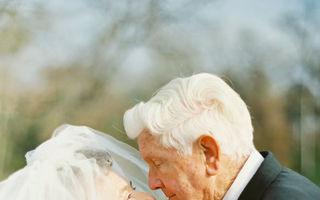 Au sărbătorit 63 de ani de căsnicie. Fotografiile lor demonstrează că dragostea rezistă!