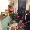 Lecţie de umanitate. Ce a făcut poliţia italiană când a găsit un cuplu de bătrâni plângând de singurătate?