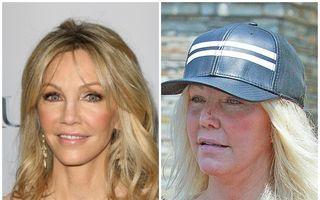 Heather Locklear a îmbătrânit: Actriţa e de nerecunoscut la 58 de ani