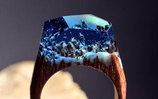 Magie curată: Probabil cele mai frumoase inele din lume