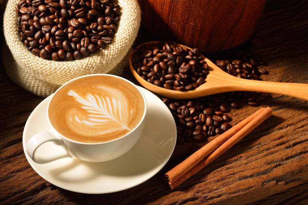 O ceasca de cafea