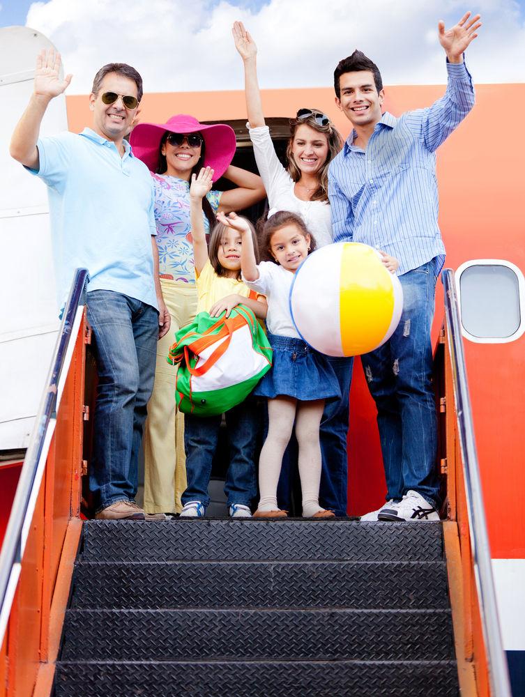 Plecare cu avionul