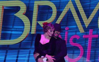 """Iulia Albu dansează tango în prima Gală """"Bravo, ai stil!"""""""