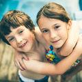 Competiția dintre frați subminează încrederea copiilor
