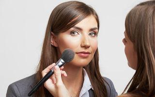10 greşeli de make-up la birou. Află ce să eviți!