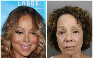 Același sânge, destine diferite: Mariah Carey se distrează, iar sora ei e un om terminat