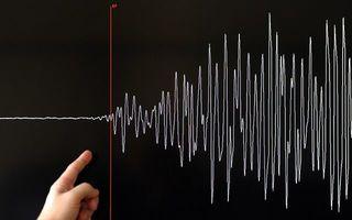 Cutremur de 4,4 pe scara Richter în Vrancea
