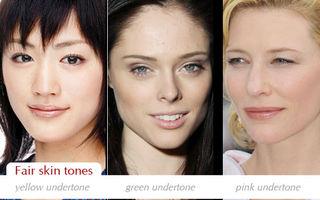 Cum alegi nuanţa blush-ului în funcţie de tonul pielii
