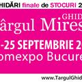 Târgul Ghidul Miresei, 23-25 Septembrie, Romexpo Bucureşti