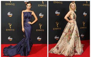 Ce au purtat vedetele la Gala Premiilor Emmy. 10 ținute spectaculoase