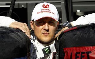 Michael Schumacher este tot în stare gravă