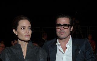 """""""Brangelina"""" divorţează! De ce se despart Angelina Jolie şi Brad Pitt"""