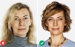 Cum să-ți aranjezi părul ca să pari mai tânără. 8 trucuri