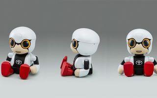Jucărie pentru femei: Un robot-bebeluş, lansat în Japonia