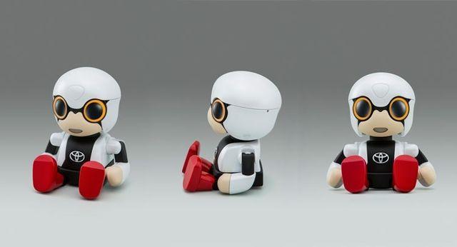 bebeluş robot