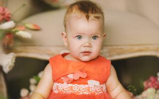 Bebelușii care se nasc cu capul mare vor fi mai inteligenți