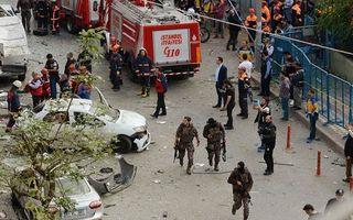Atac terorist lângă aeroportul Ataturk din Istanbul