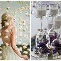 20 de aranjamente spectaculoase pentru nuntă care pot fi realizate cu bani puțini