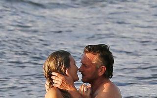 Sean Penn are o iubită de 24 de ani: E mai frumoasă decât Charlize Theron?