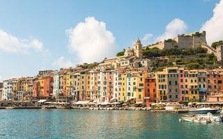 Porto Venere, un orăşel mult mai frumos decât Cinque Terre