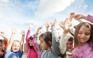 1 Iunie, Ziua Copilului, va fi zi liberă