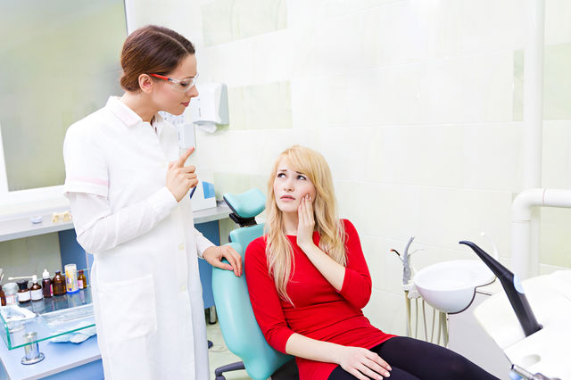 La consult stomatologic