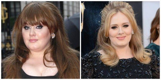 Fotografii înainte și după dieta Kovalkova