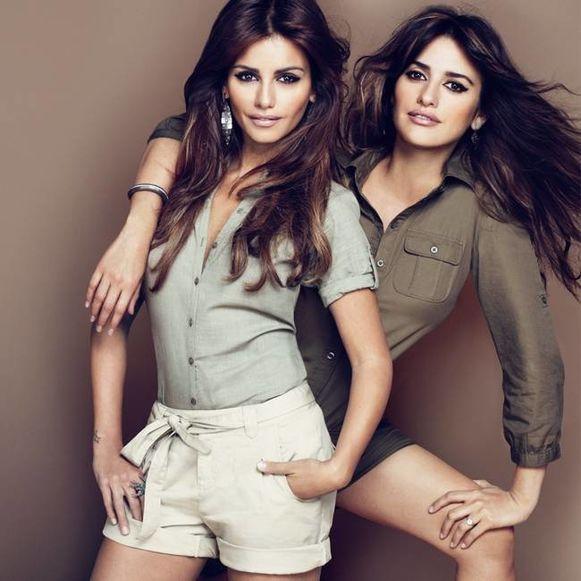 Penelope și Monica Cruz