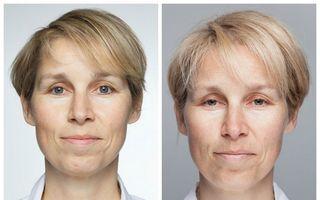 Ce se întâmplă cu faţa ta, în funcţie de cât dormi? Un experiment inedit!