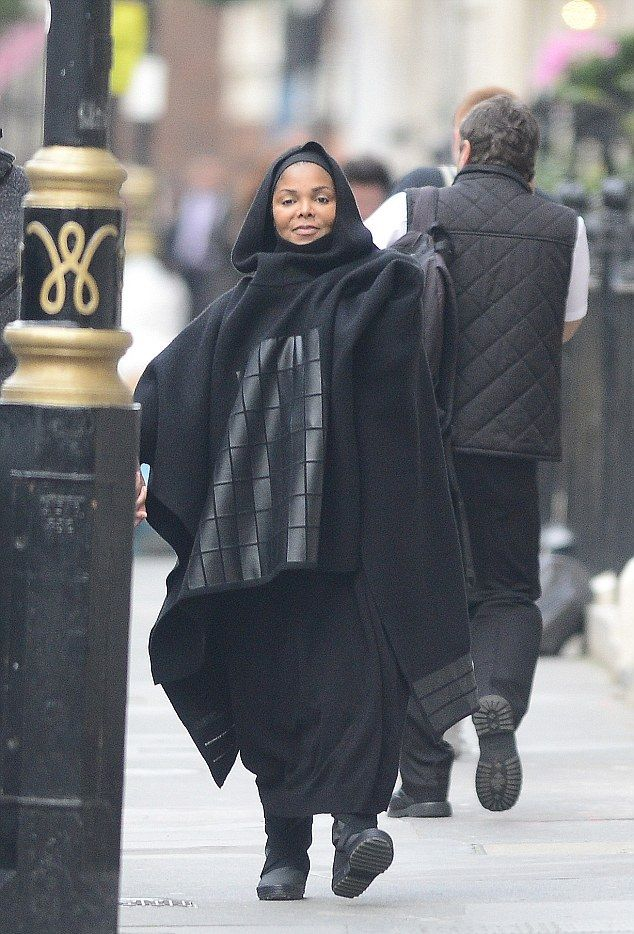 Janet Jackson islam