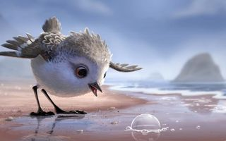 """""""Piper"""", animația Pixar care îți va încălzi sufletul"""