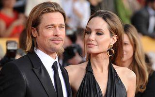 Angelina Jolie și Brad Pitt au ajuns la o înțelegere. Actrița a obținut custodia copiilor