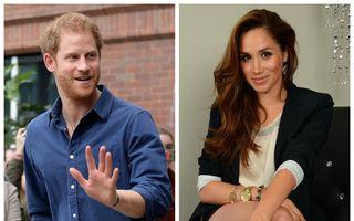 Prințul Harry a recunoscut oficial relaţia sa cu actriţa Meghan Markle