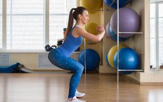 Ce se întâmplă cu corpul tău dacă faci zilnic genuflexiuni?