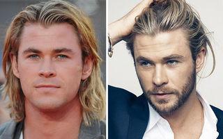 10 bărbaţi celebri care arată mai bine cu barbă