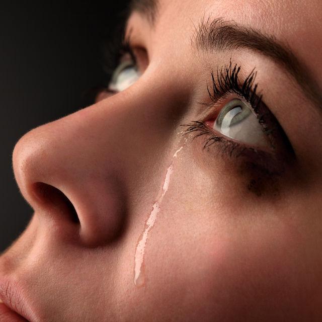 Femeie care plânge