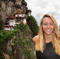 La doar 27 de ani, a vizitat deja 180 de ţări. Care este visul ei?