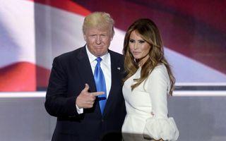 Melania Trump, Prima Doamnă sexy a Americii: 10 imagini care o reprezintă