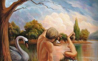 Iluzii optice geniale, create de un pictor. Rămâi fără cuvinte!