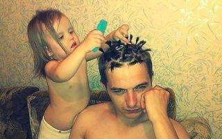 Ce înseamnă să fii tată de fată. 15 imagini care te fac să râzi în hohote!