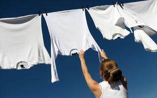 7 metode ca rufele tale albe să fie imaculate